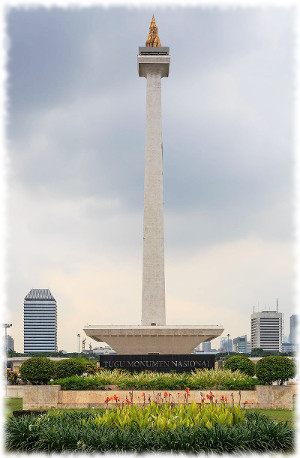 Monas National Monument Indonesia Travel Story